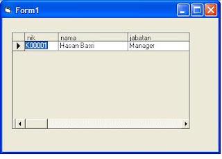 Cara Koneksi Database ADODB VB6 dengan Metode AppPath