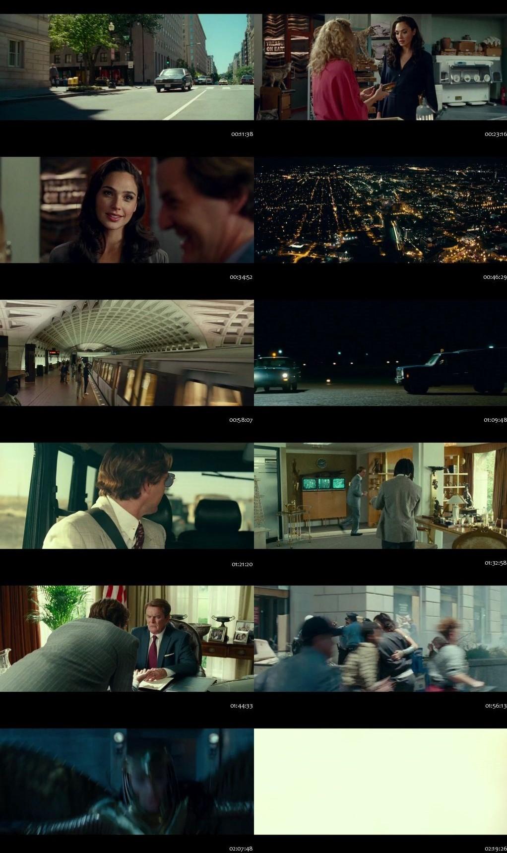 Wonder Woman 1984 (2020) English WEBRip 720p