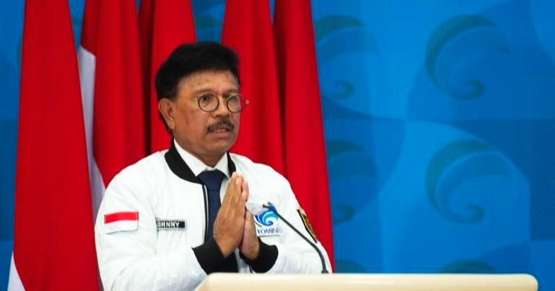 Bangun Infrastruktur TIK, Kominfo Optimis Siapkan Indonesia Jadi Pemenang Ekonomi Digital