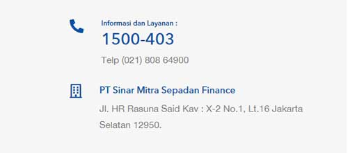 call center sms finance