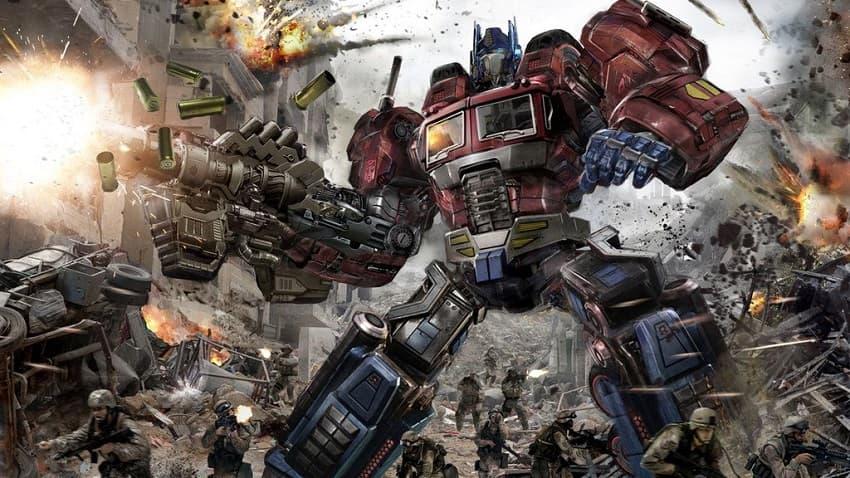 Седьмой фильм про трансформеров - Transformers: Rise of the Beasts - выйдет в 2022 году