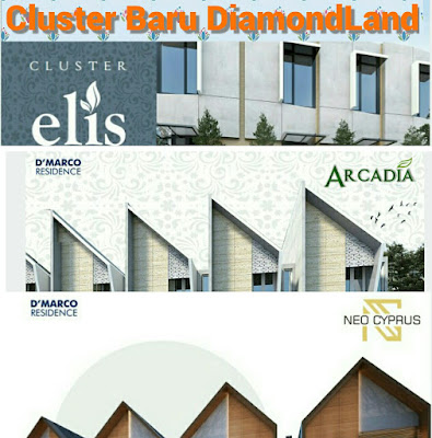 cluster baru diamond land