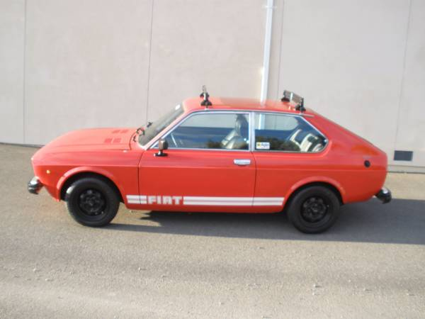 Vintage Italian Classic, 1977 Fiat 128 3P | Auto ...