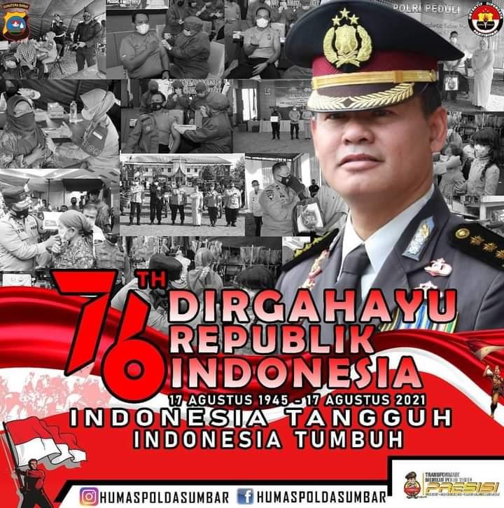 Dirgahayu Republik Indonesia 76