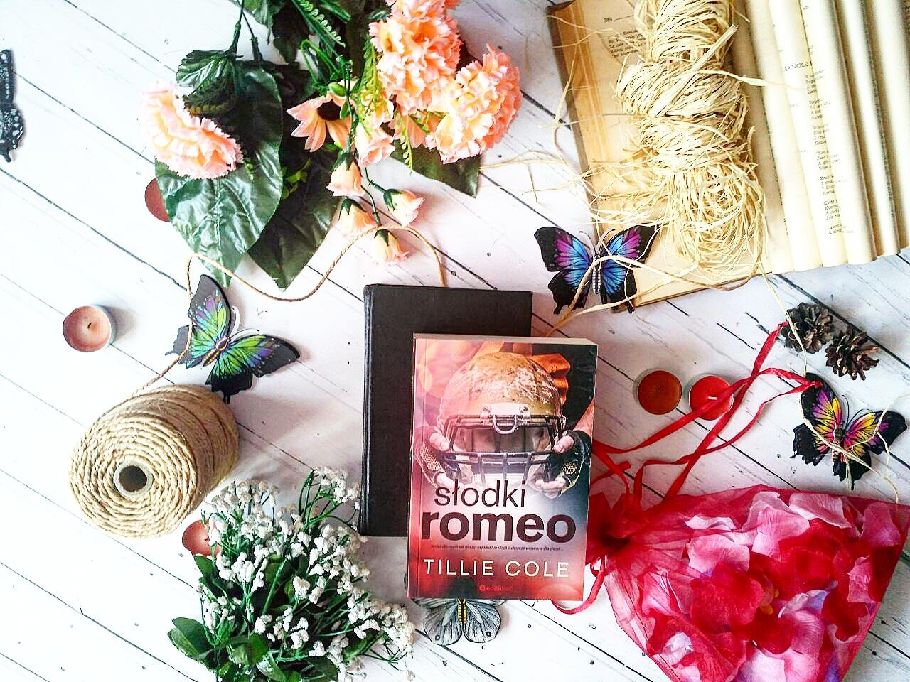 """""""Słodki Romeo"""" - Tillie Cole"""