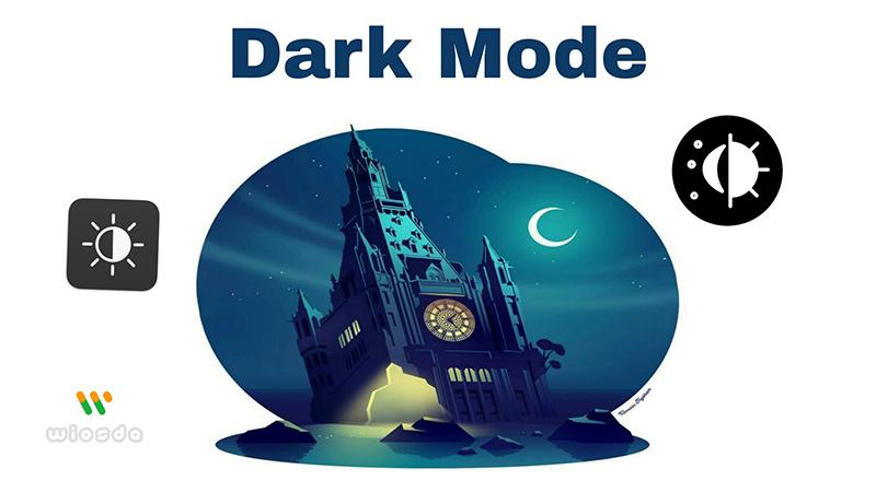 Cara Membuat Fitur Mode Malam atau Dark Mode di Blog
