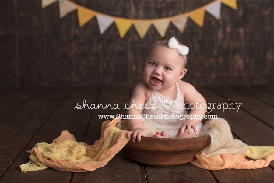 eugene, oregon baby photographer