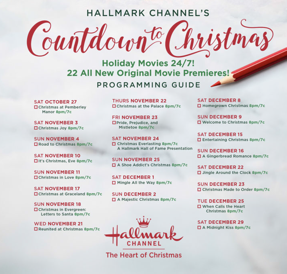 christmas tv history: christmas tv schedule: 2018