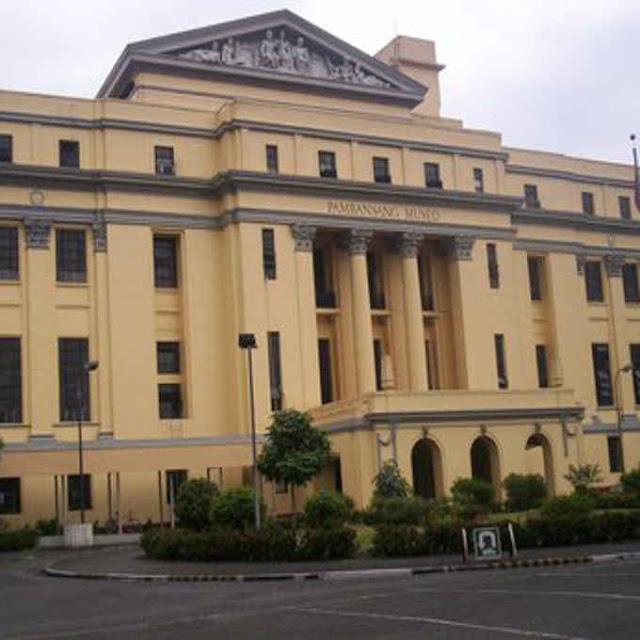 pambansang museo ng filipinas