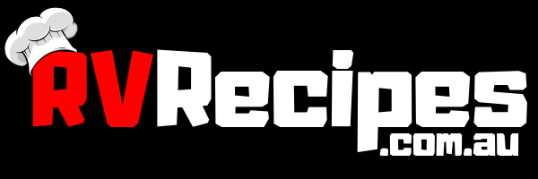RV Recipes Logo black