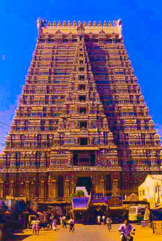 శ్రీరంగం శ్రీ రంగనాథస్వామి ఆలయం తమిళనాడు పూర్తి వివరాలు Srirangam Sri Ranganathaswamy Temple Tamil Nadu Full Details