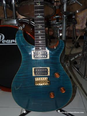 PRS Custom 24 Turquoise