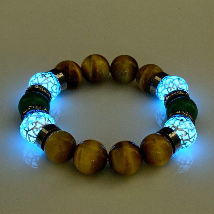 Luminous Jade Bracelets For Men
