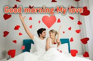 good morning message for husband far away