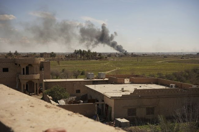 Βομβαρδίστηκε τουρκικό παρατηρητήριο στη Συρία