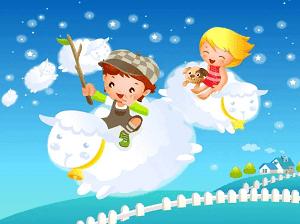 gambar imajinasi anak anak www.simplenews.me