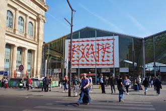 Street Art : Le Collectif Quai 36 réenchante la Gare du Nord - Paris 10