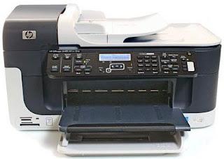 HP OfficeJet J6480 Driver Download