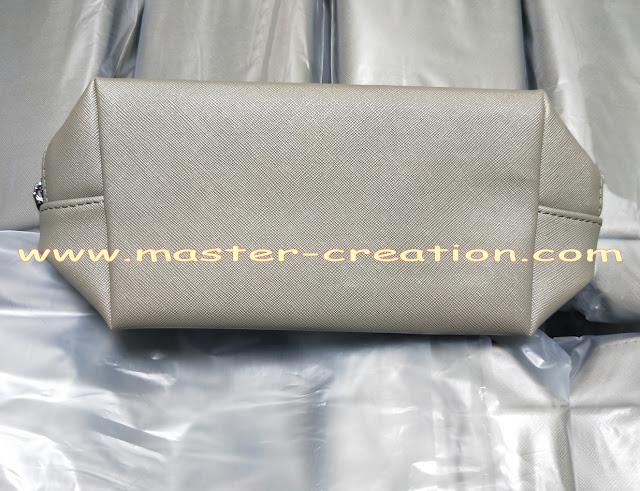 cross grain leather bag
