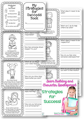 Strategies for Success Student Response Booklets