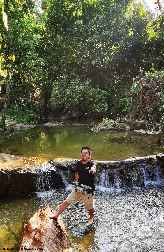 Taiping Bamboo Resort Water Fall Vacation