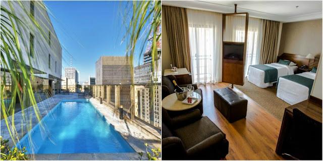 Onde ficar perto da Faculdade Cásper Líbero em São Paulo? Hotéis com bons preços