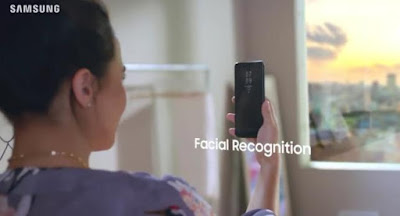 Review Face Recognition Samsung Galaxy A8 Plus (2018)