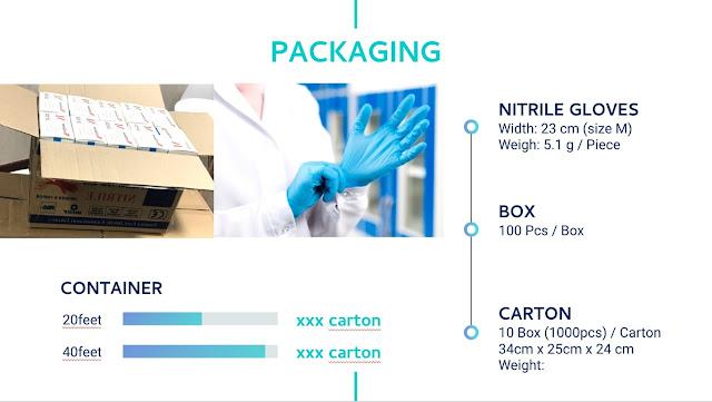 Nitrile Gloves Manufacturer in Vietnam Gloves Suppliers, Wholesalers Non-Sterile