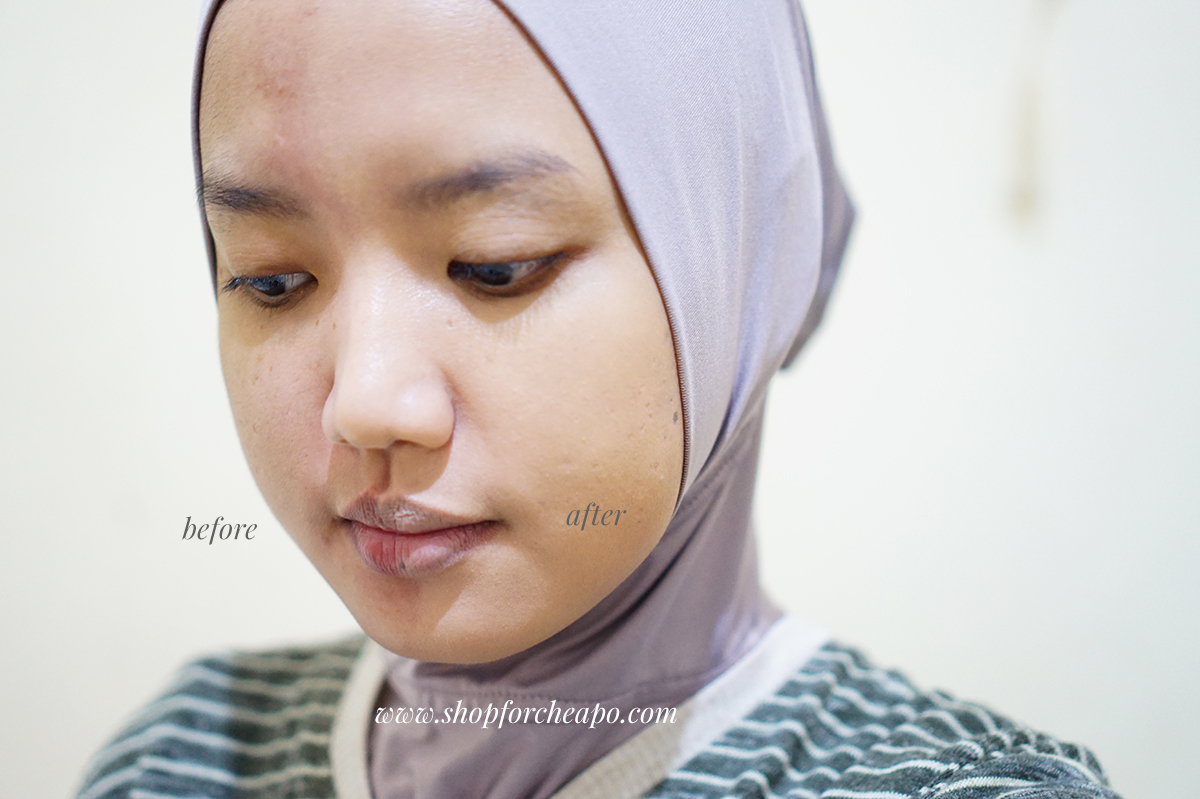 wardah instaperfect review