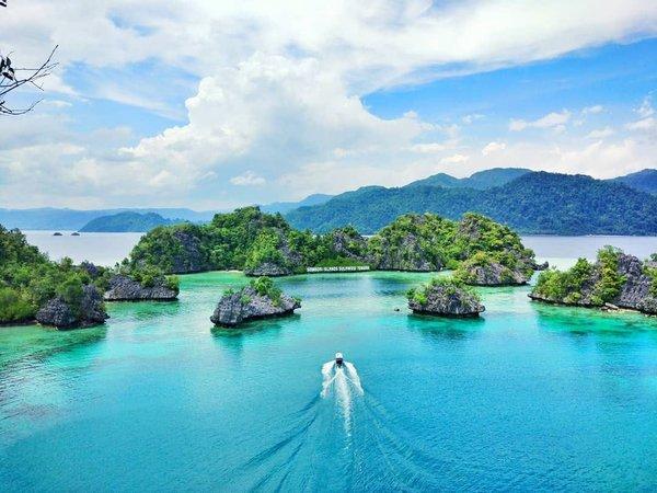 Labengki Sombori Destinasi Wisata Viral 2019