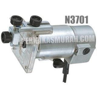 perkakas murah, mesin trimmer makita, harga trimmer makita, perkakas kayu murah, trimmer makita N3701