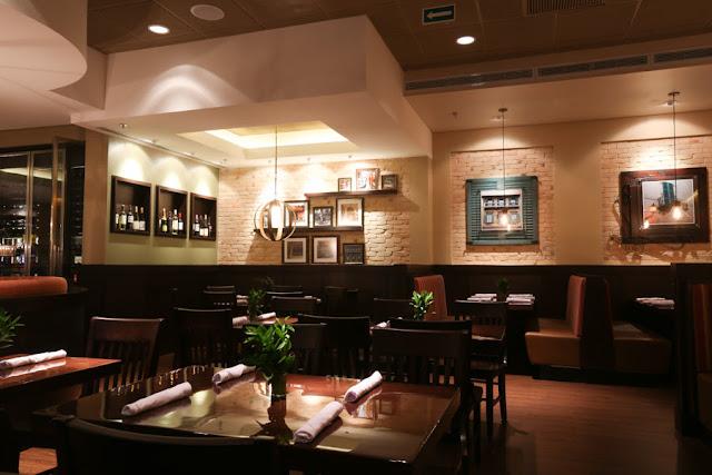 Restaurante Abbraccio oferece benefícios especiais para aniversariantes