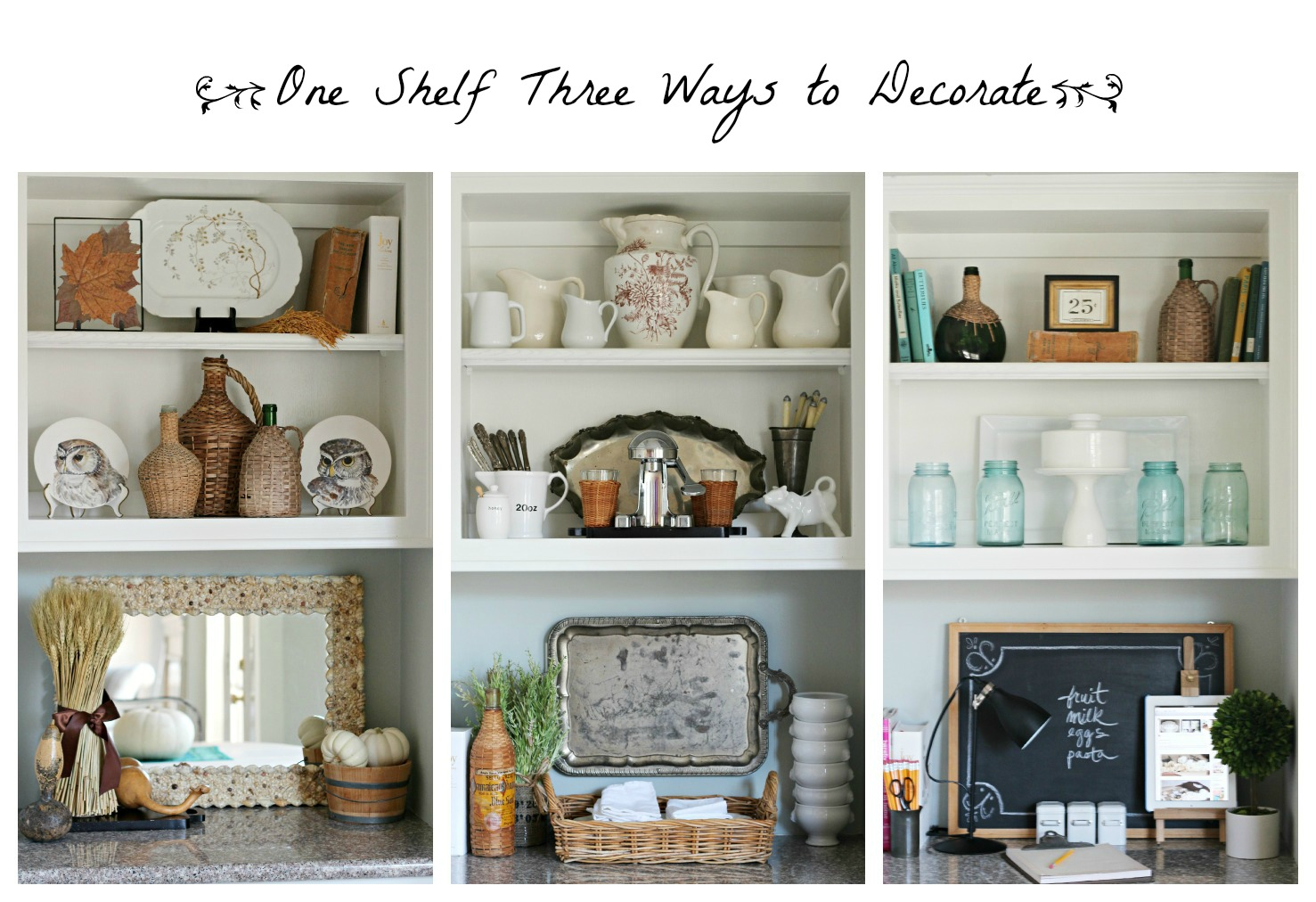 Kitchen Shelves Decorating Ways To Decorate Your Living Room Decodir