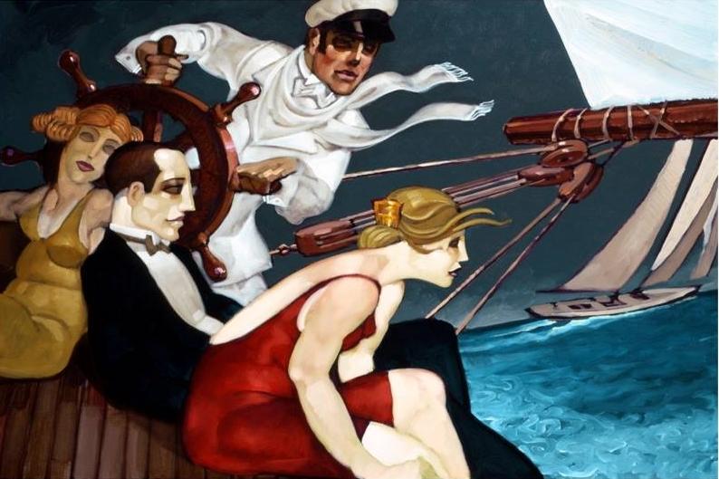 Juarez Machado Tutt Art
