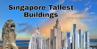 Tallest building Singapore