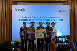 Sequis Q Infinite Medcare Rider (SQIMC) Produk Asuransi Kesehatan Terbaru dari Sequis