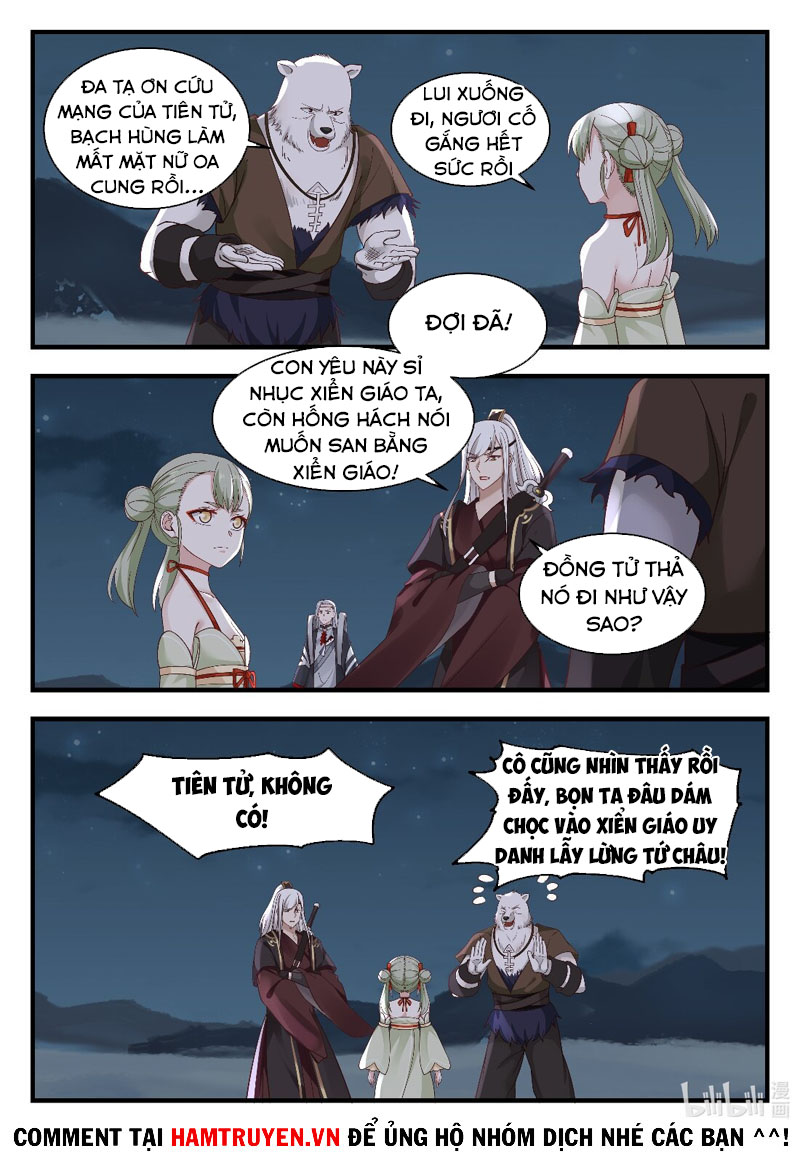 Thần Long Vương Tọa Chương 71 - truyenmh.com