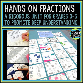 Teaching fractions can be overwhelming but I hope this post helps you see how students can work to develop deep fraction understanding, explain their math thinking and practice critiquing reasoning, look for fraction misconceptions, and have some fraction fun along the way! Using hands on fractions activities and math reasoning. Fraction unit, fraction lessons, fraction activities, fraction unit, fraction printables