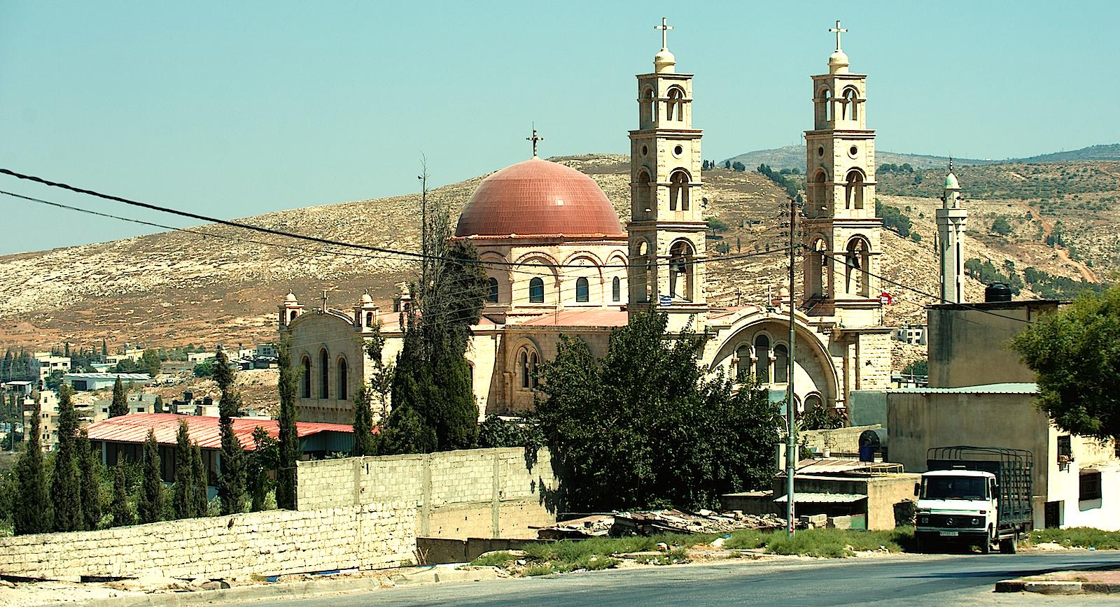 Церковь святой мученицы Фотины. Сихем.