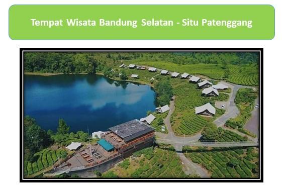 Tempat Wisata Bandung Selatan Situ Patenggang