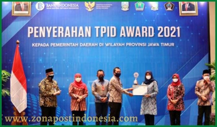 TPID AWARDS 2021 KEMBALI DIRAIH KABUPATEN BANYUWANGI