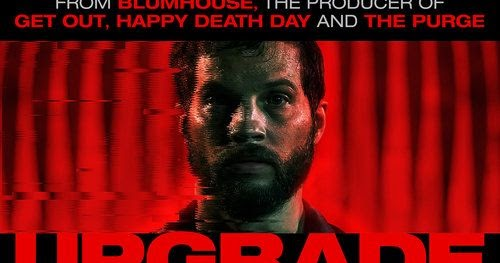 MOVIE : UPGRADE (2018)