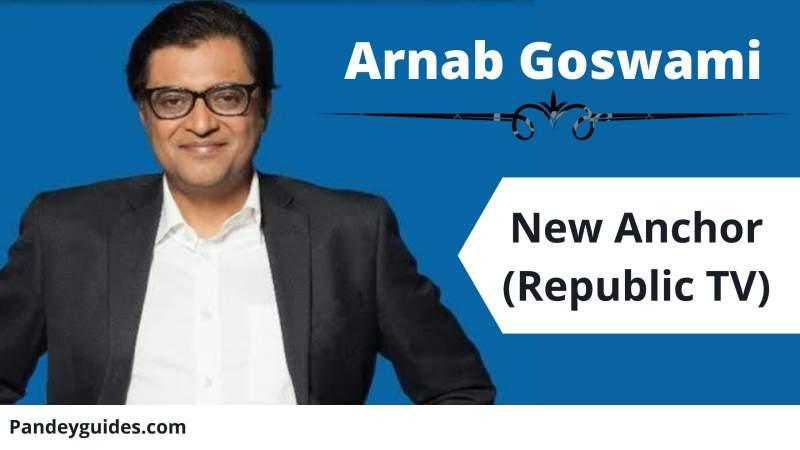 Arnav goswami