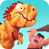 Download Dino Bash - Dinosaurs v Cavemen Tower Defense Wars game for iPhone and Android APK