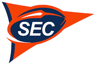 SEC Pennant Patch - 2005-2009