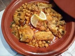 Algerian Shatiteha Chicken