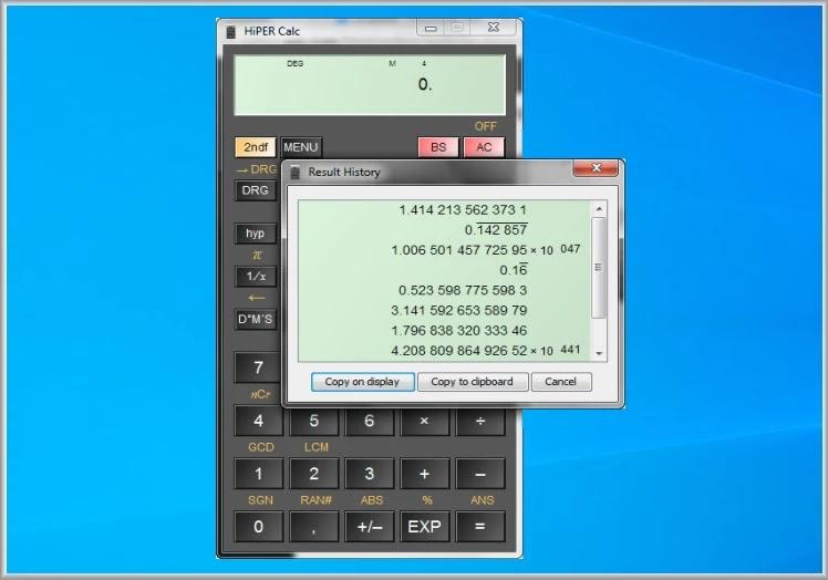 Δωρεάν calculators : Οι 18 καλύτερες εφαρμογές επίλυσης απλών και σύνθετων μαθηματικών πράξεων