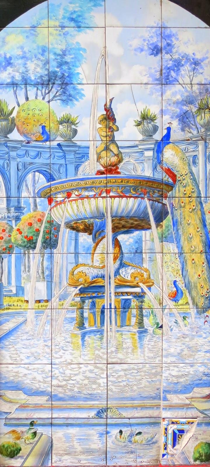 Puerta Cerrada, 13, Azulejos Maroto Espantaleón