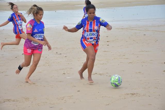 Esporte na Minha Cidade: beach feminino prossegue neste sábado (18)