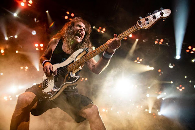 Steve Harris comenta escolha do repertório da Legacy Of The Beast Tour